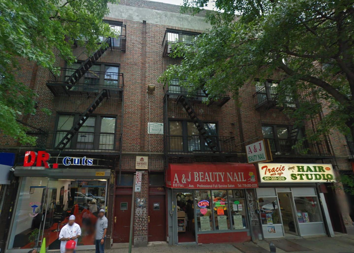 3 Mixed Use Buildings In Plg At 608 812 Flatbush Avenue