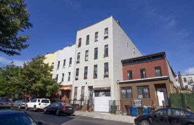 The 11-unit property  in Bushwick, Brooklyn consists of 10 residential units and one retail store.