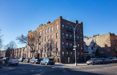 TerraCRG. 310 E 2th Street, Flatbush, 19-unit multi family building