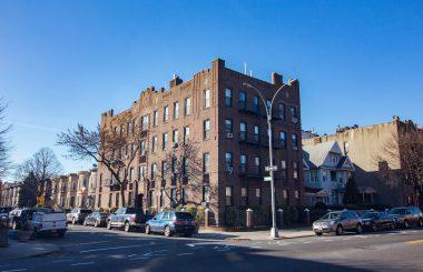 TerraCRG. 310 E 2th Street, Flatbush, 19-unit multi family building