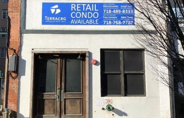 TerraCRG, retail condo for lease, 68 Washington Avenue